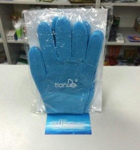 Косметические гелевые перчатки
