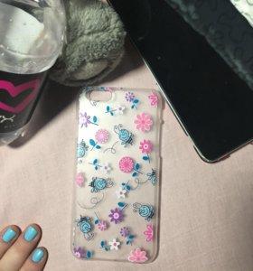 Чехол на iPhone (айфон) 6, 6s