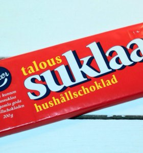 Финский шоколад