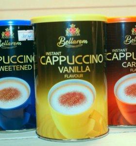 Растворимый кофе капучино