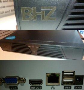 NVR видеорегистратор IP 8 каналов