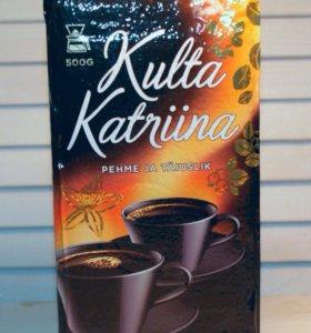 Финский растворимый кофе культа катрин