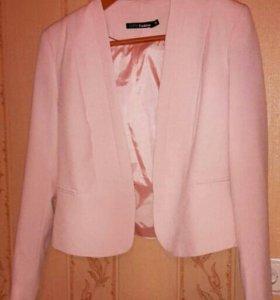 Пиджак Befree розовый