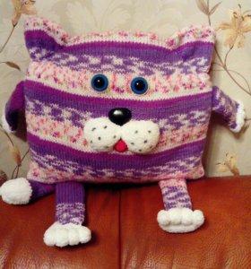 Ручные коты-подушки