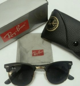😎 Ray Ban Clubmaster - матовые