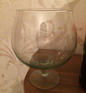 аквариум чаша