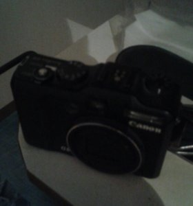 Фотоаппарат CANON G9