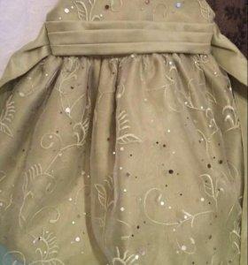 Нарядное платье на год