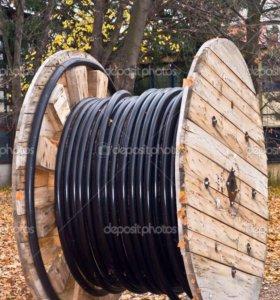 Катушка кабеля кгхл