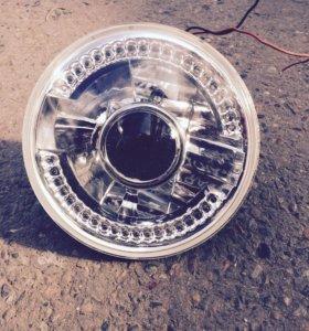 Оптика на 2121-УАЗ камаз нива волга 2410 и т д
