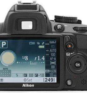 Nikon d3100 ТОРГ
