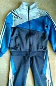 Спортивный костюм на мальчика 6-8 лет