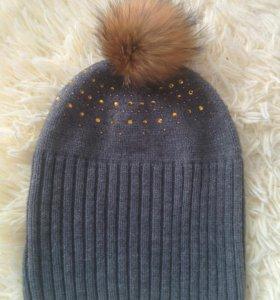 Шапка+шапка