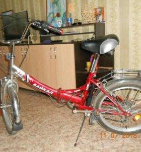 Велосипед Байкал 6 скоростей