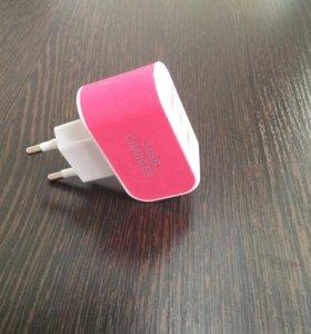 Адаптер для зарядки телефона (USB переходник)