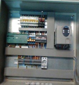 Шкаф управления сауной баней