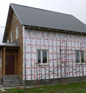 Строим крыши и дома