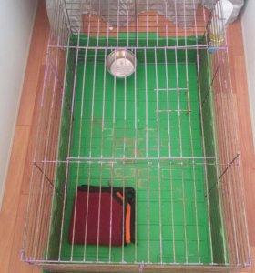 Клетка для шиншиллы , кролика