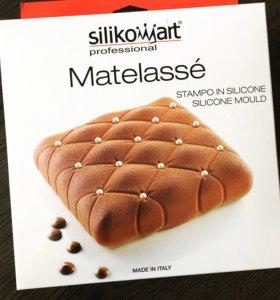 Силиконовая форма Matelasse