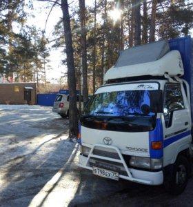 Грузоперевозки по городу 500 по области 30р/км