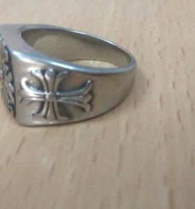 Королевский серебряный перстень