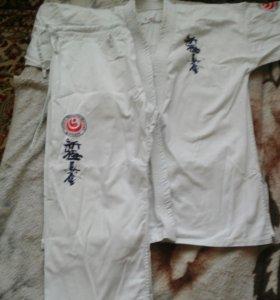 Кимоно доя шинкиокушинкаи карате