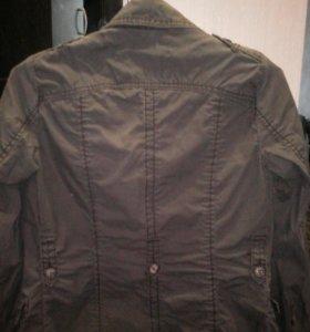 Ветровка- пиджак