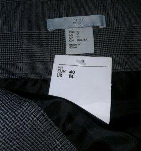 Юбка новая H&M