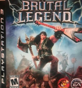Brutal Legend PS 3