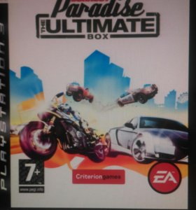 Burnout Paradise The Ultimate Box PS3