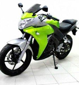 Мотоцикл 300сс Racer SKYWAY