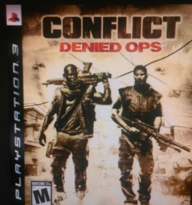 Conflict Denied Ops PS 3