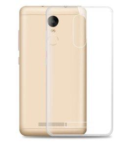 Силиконовый чехол на Xiaomi Redmi Note 3 Pro
