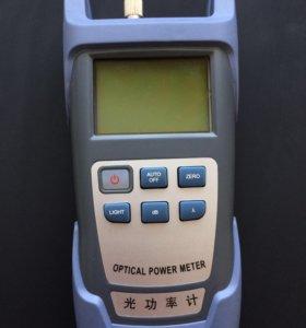 Оптический измерители мощности