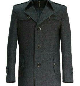 Мужское пальто шерсть