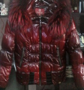 Куртка зима пуховик