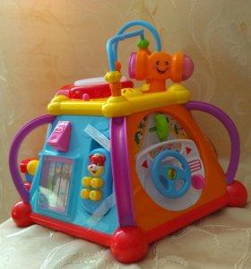Развивающая игрушка для детей от 6 месяцев