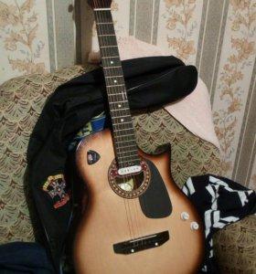 Гитара. 6 струн.