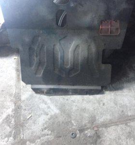 Защита двигателя protex на Алион, Премио 240