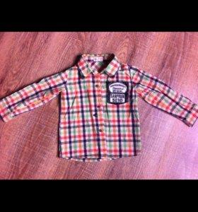 Рубашка 4-6 лет