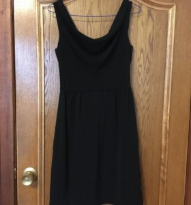 Новое чёрное платье Esprit