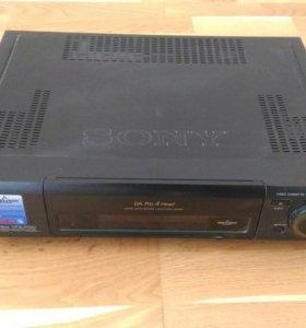 Видеомагнитофон Sony da pro 4 head