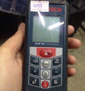 Рулетка Bosch glm 80