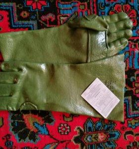 Краги (спец. перчатки)