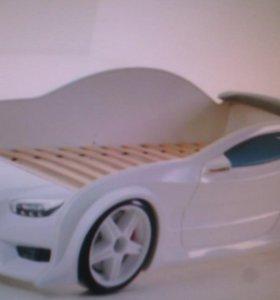 кровать обьемная