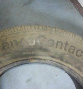Continental Vanco Contact 205/65 R16C 107/105T