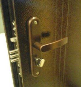 Дверь в частный дом(утепленная)