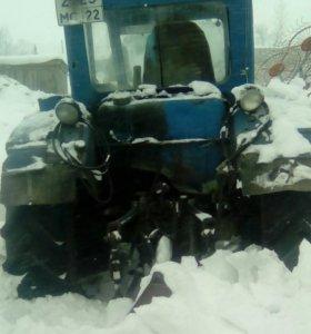 Трактор МТЗ-50