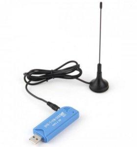 RTL SDR радиосканер из dvb USB донгла RTL2832U+R82