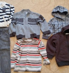 Одежда для мальчика р.92